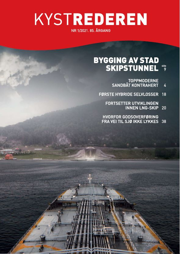 Read more about the article Kystrederen nr. 1 – 2021