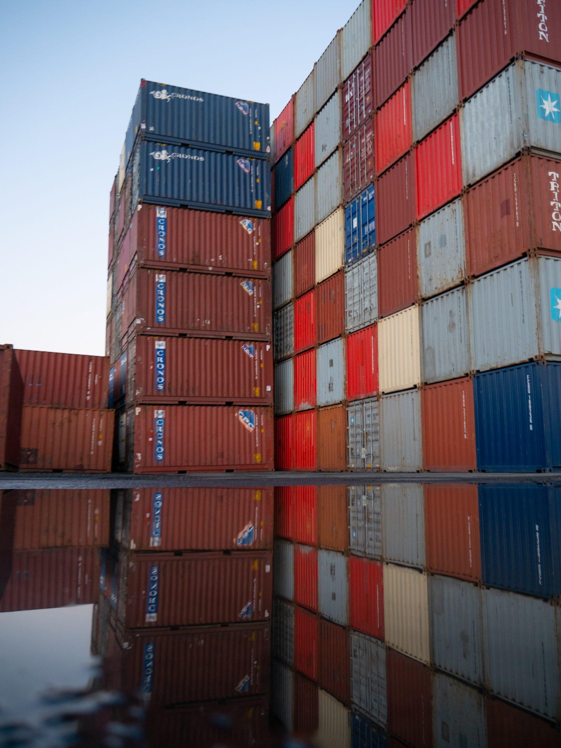Hvorfor godsoverføring fra vei til sjø ikke lykkes